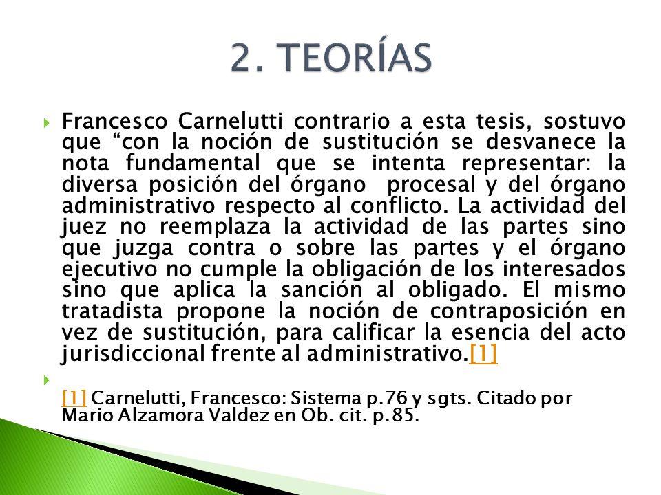 2. TEORÍAS