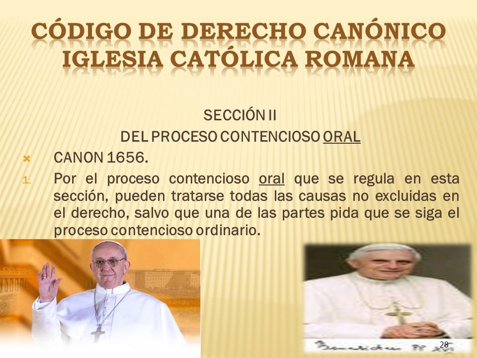 CÓDIGO DE DERECHO CANÓNICO IGLESIA CATÓLICA ROMANA