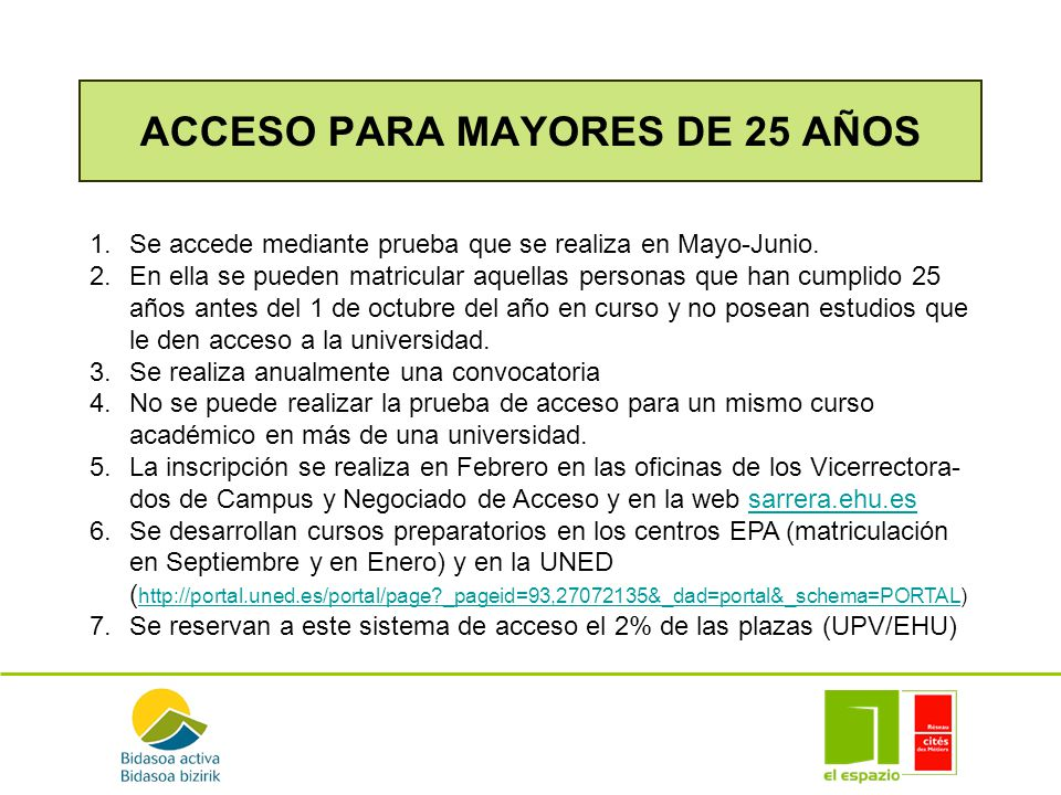 acceso a la universidad ppt descargar On oficina de acceso a la universidad barcelona