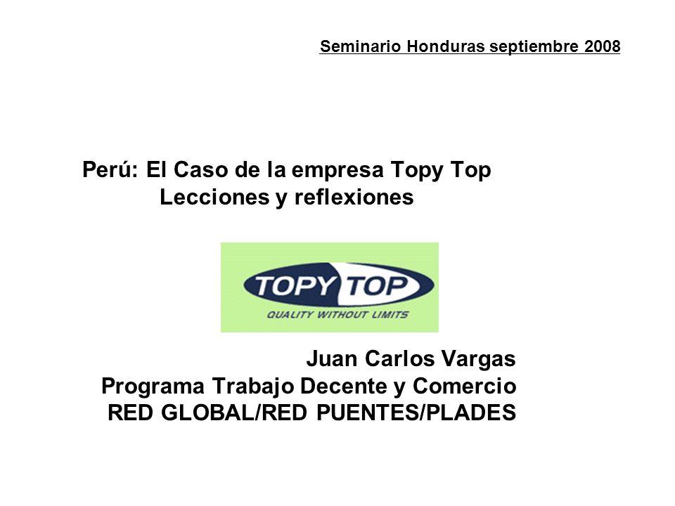 Seminario Honduras septiembre 2008