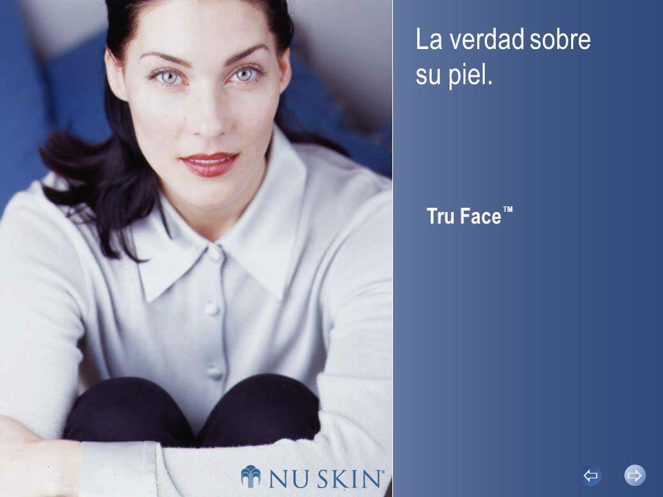 La verdad sobre su piel. Tru Face™  