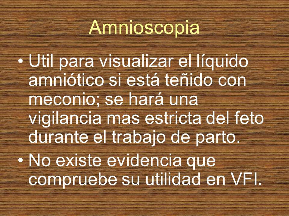 Amnioscopia