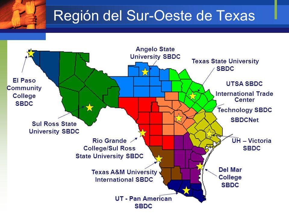 Región del Sur-Oeste de Texas