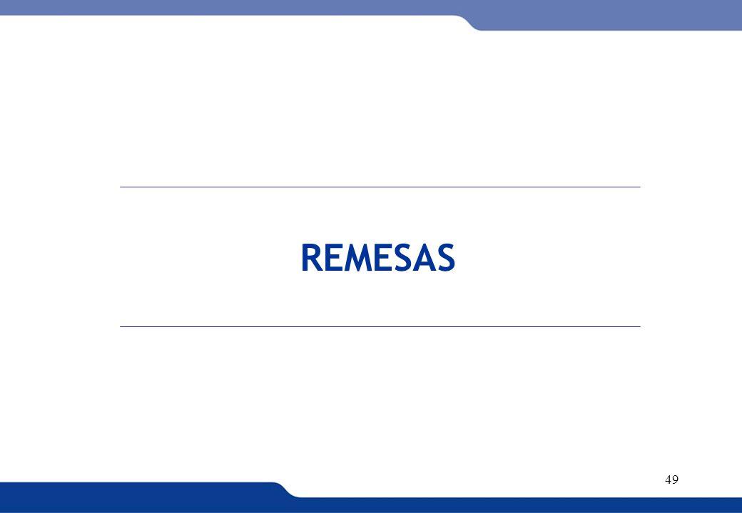 REMESAS