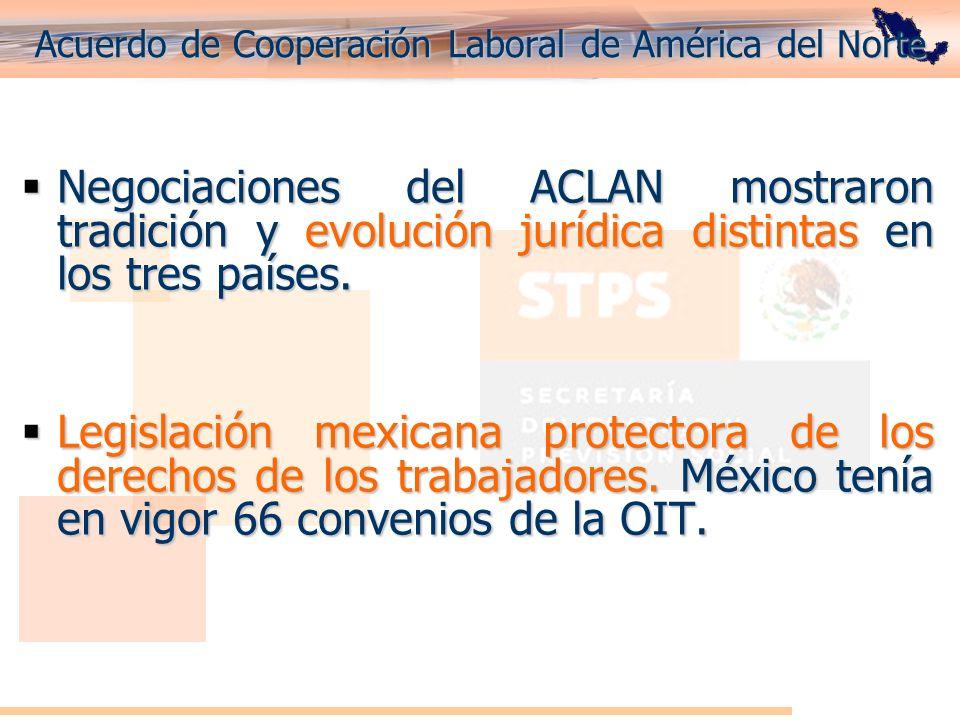 Acuerdo de Cooperación Laboral de América del Norte