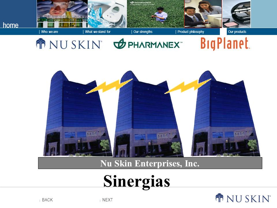 Nu Skin Enterprises, Inc.