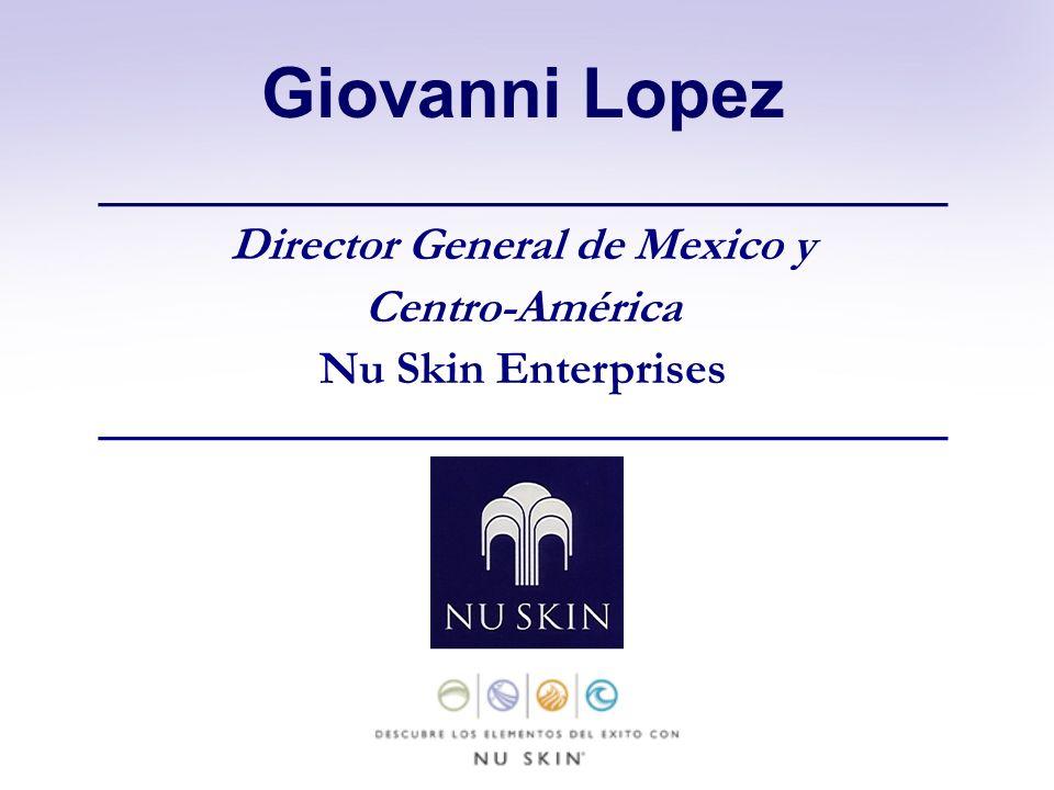 _____________________________________ Director General de Mexico y