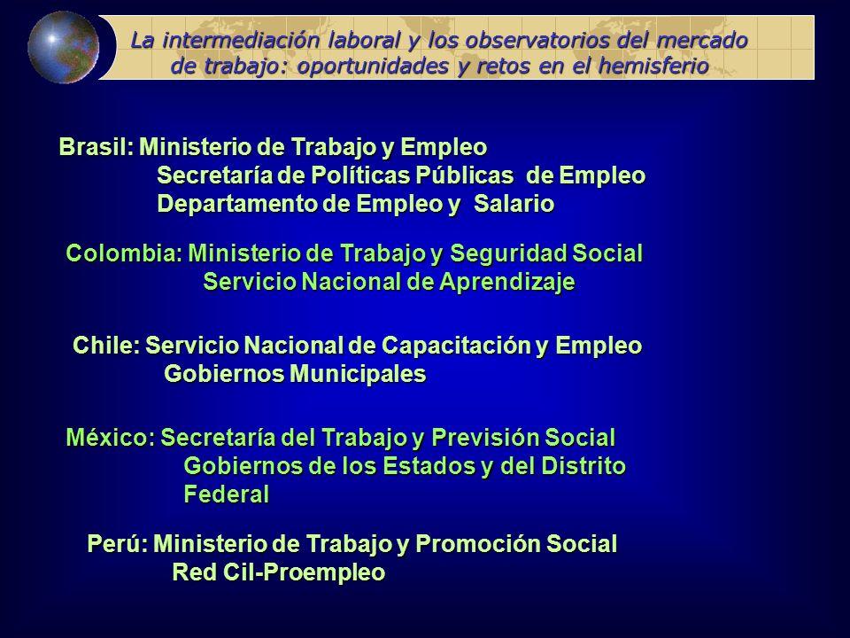 Brasil: Ministerio de Trabajo y Empleo