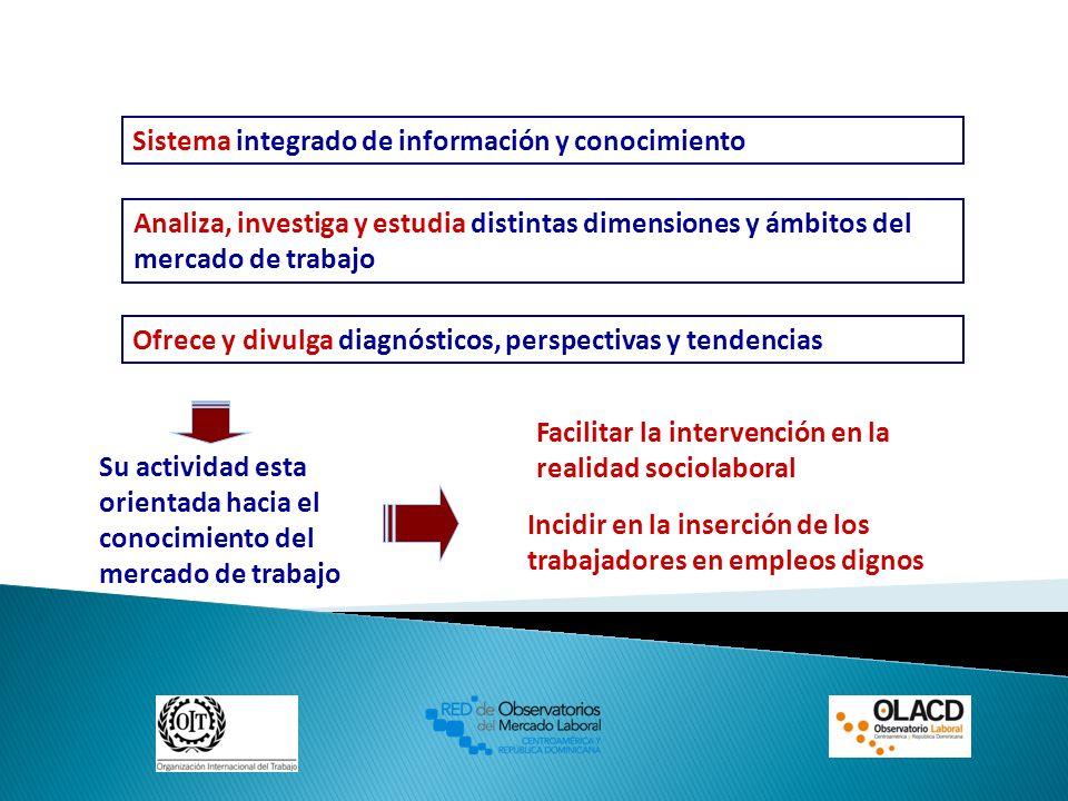 Sistema integrado de información y conocimiento