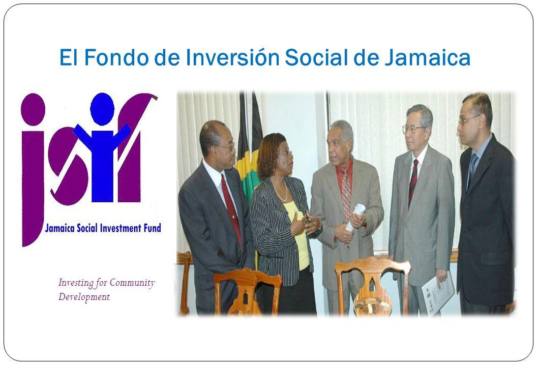 El Fondo de Inversión Social de Jamaica