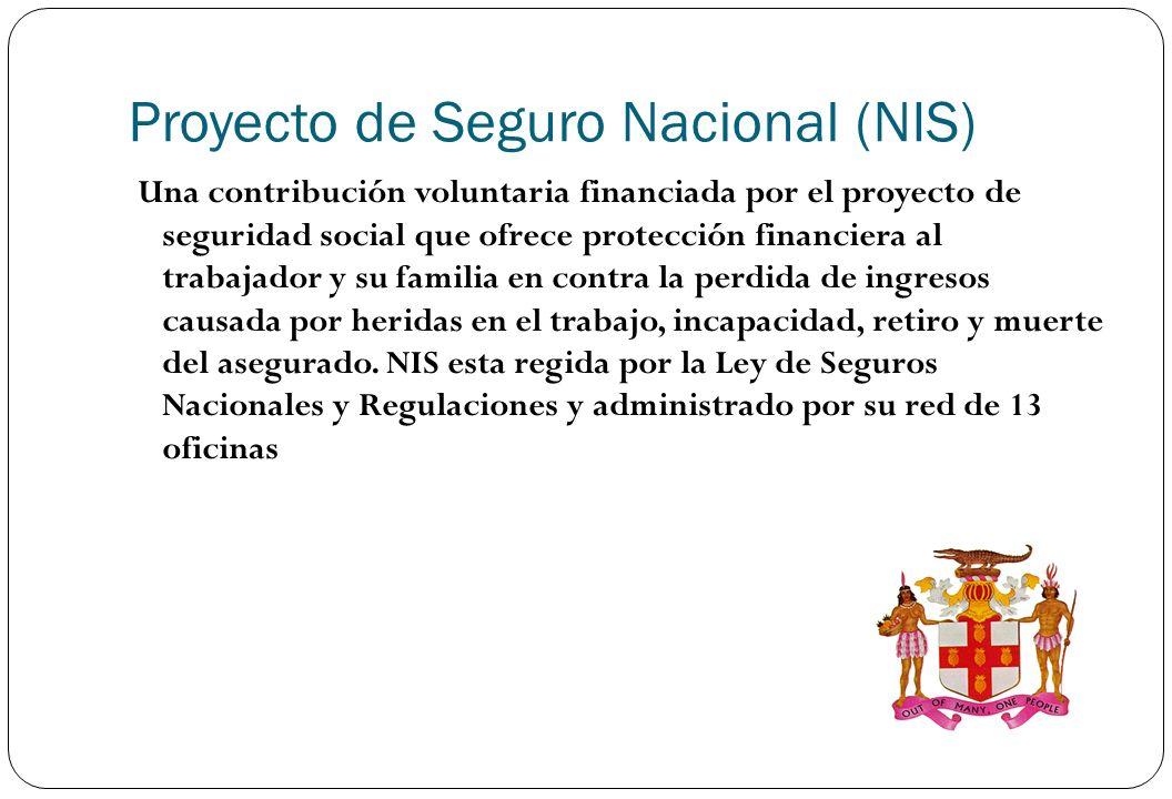 Proyecto de Seguro Nacional (NIS)