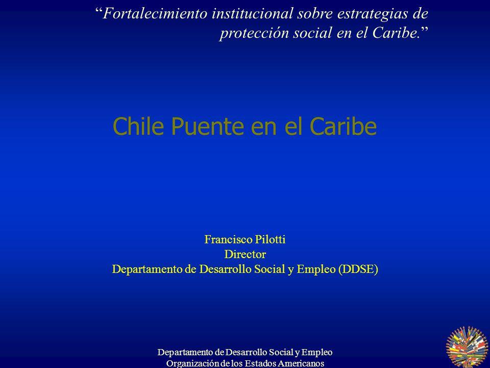 Chile Puente en el Caribe