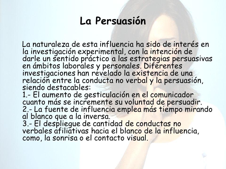 La Persuasión