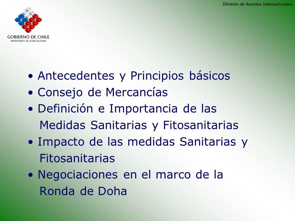 Antecedentes y Principios básicos