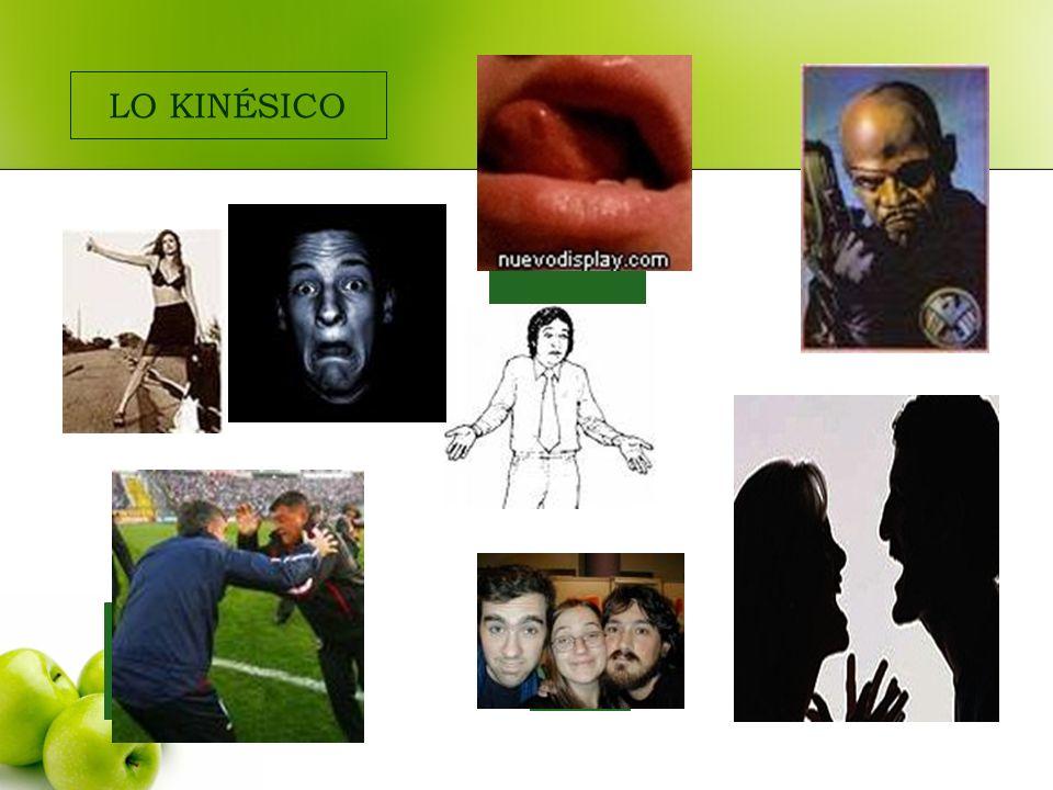 LO KINÉSICO