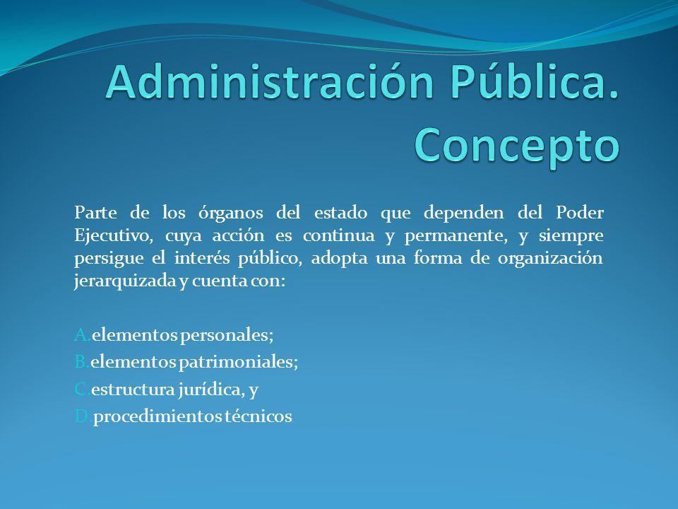 Administraci n p blica del distrito federal ppt descargar for Concepto de organizacion de oficina
