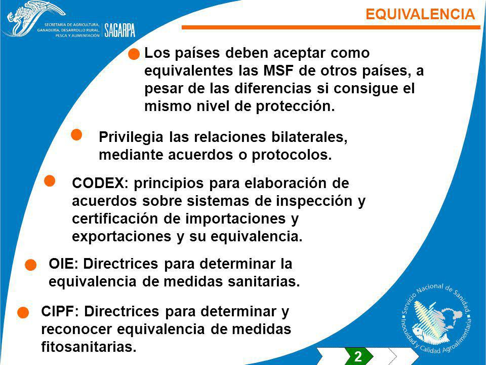 Privilegia las relaciones bilaterales, mediante acuerdos o protocolos.