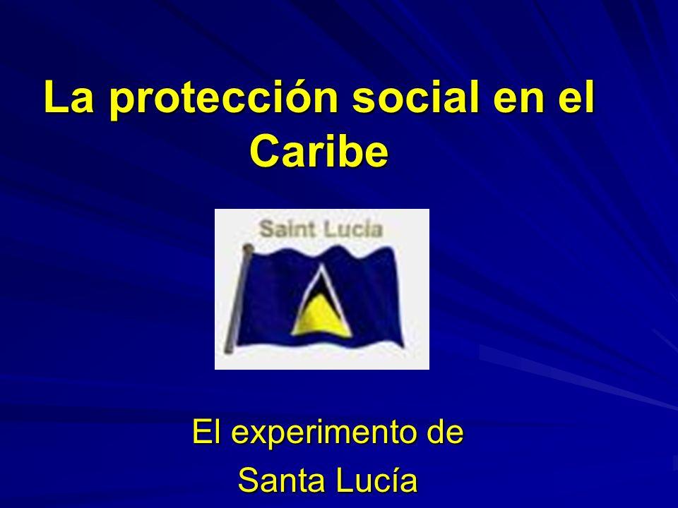 La protección social en el Caribe