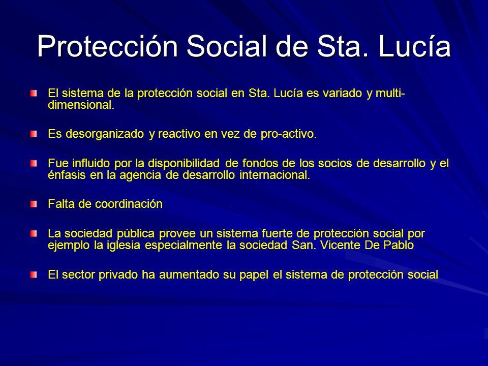 Protección Social de Sta. Lucía