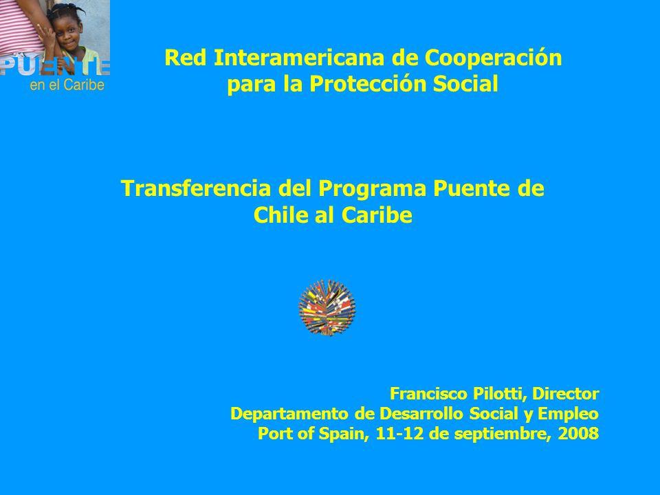 Red Interamericana de Cooperación para la Protección Social
