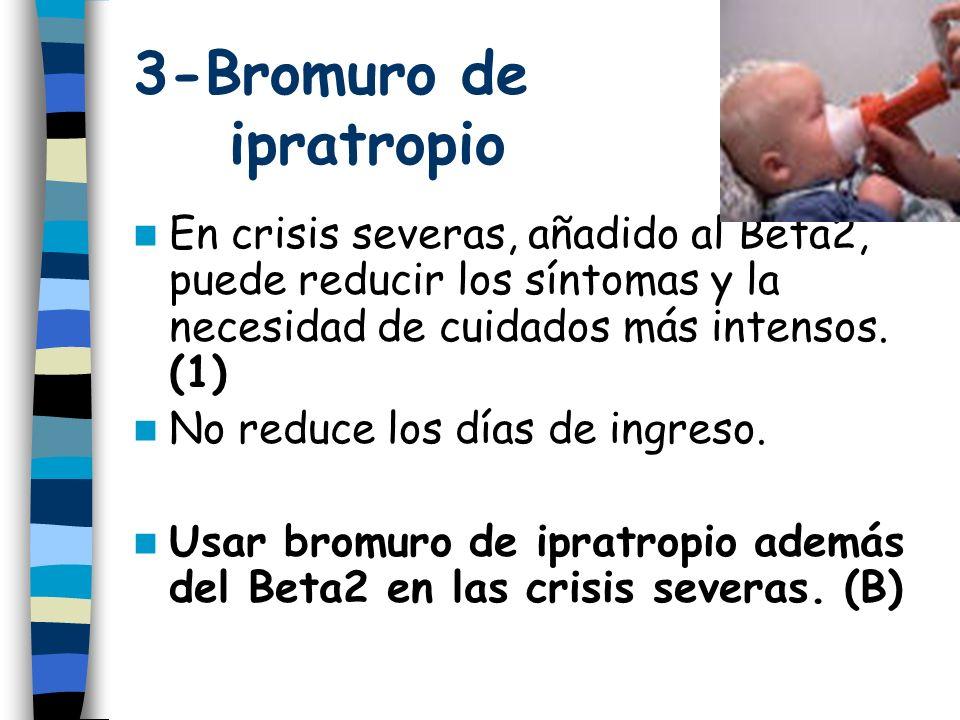 3-Bromuro de ipratropio