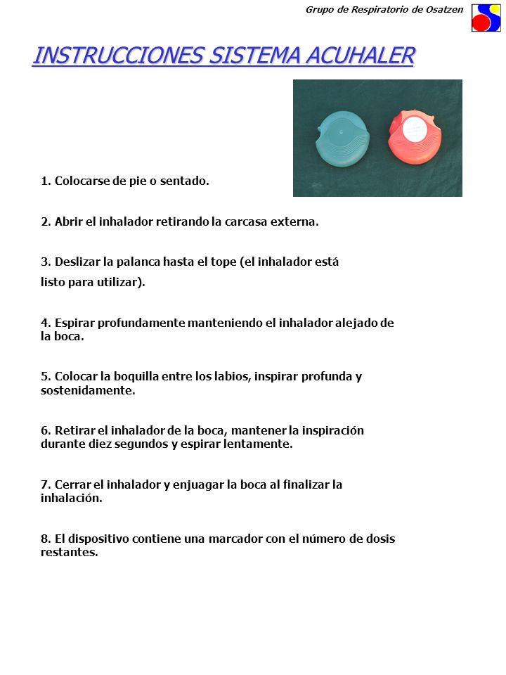 INSTRUCCIONES SISTEMA ACUHALER