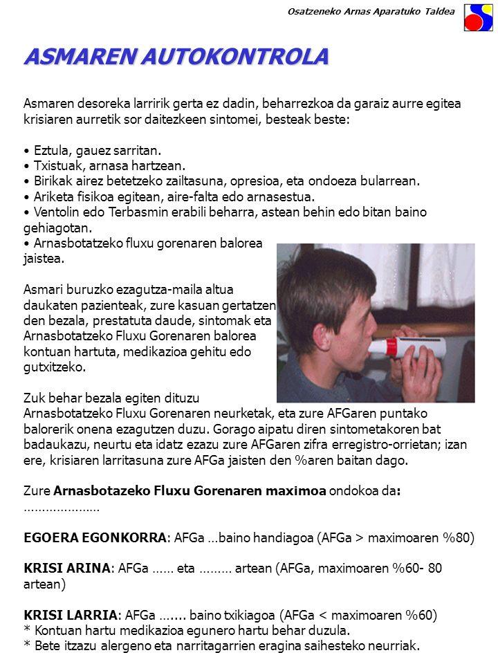Osatzeneko Arnas Aparatuko Taldea