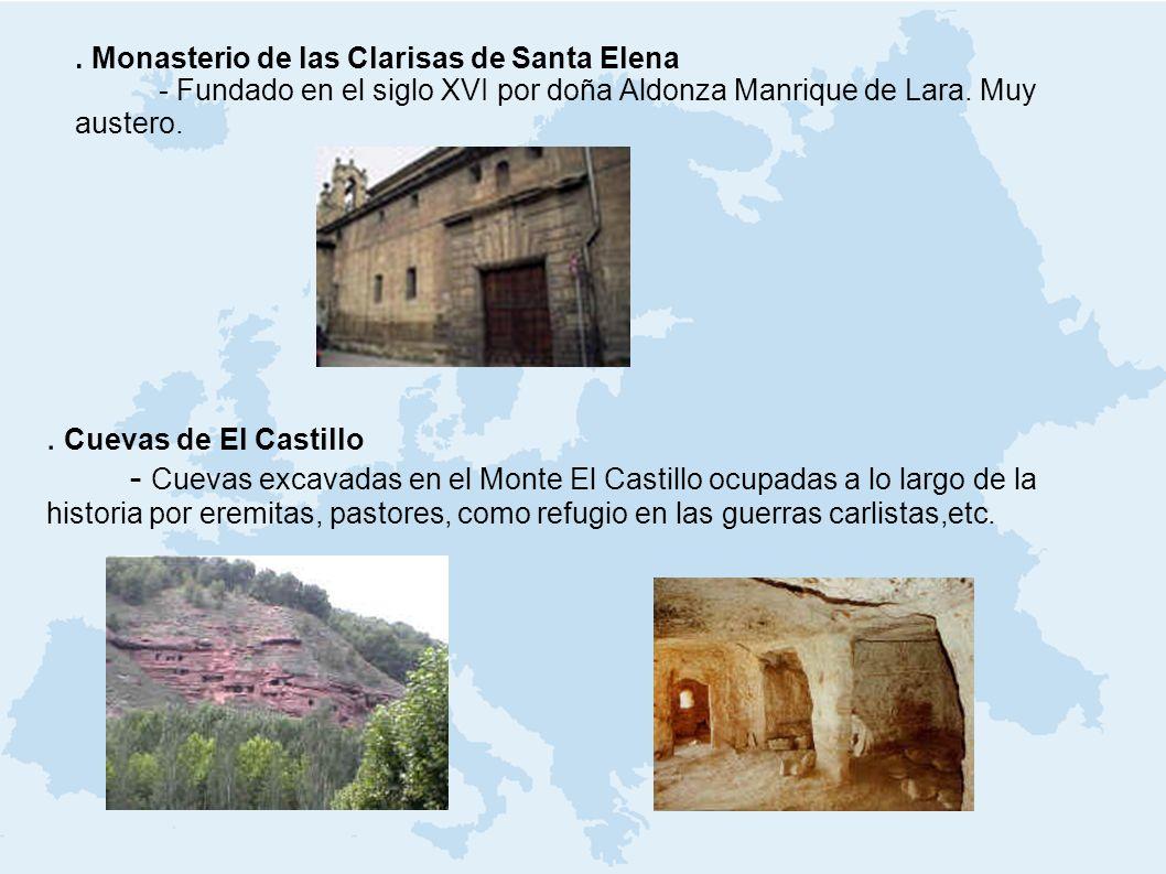 . Monasterio de las Clarisas de Santa Elena