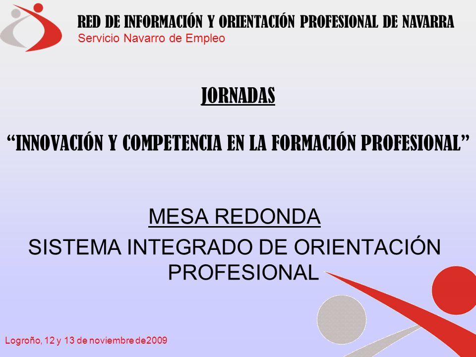 JORNADAS INNOVACIÓN Y COMPETENCIA EN LA FORMACIÓN PROFESIONAL