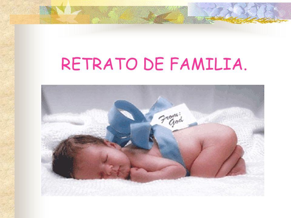 RETRATO DE FAMILIA.