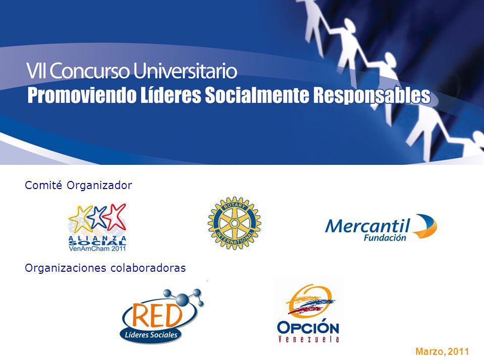 Organizaciones colaboradoras