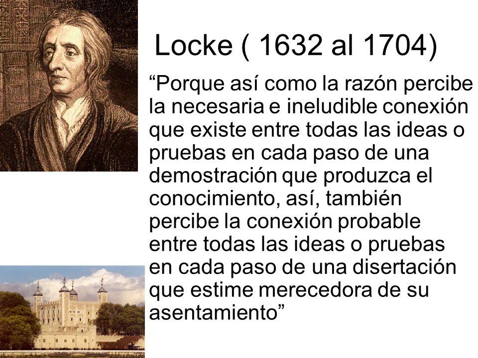 Locke ( 1632 al 1704)