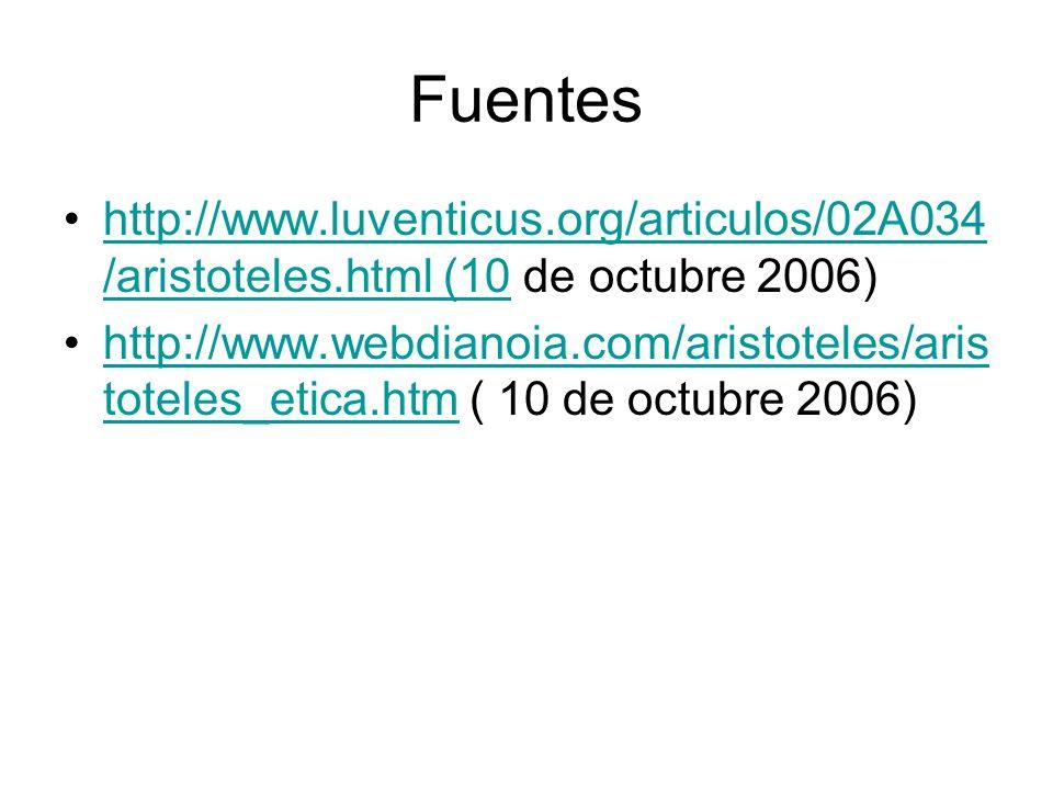 Fuentes http://www.luventicus.org/articulos/02A034/aristoteles.html (10 de octubre 2006)