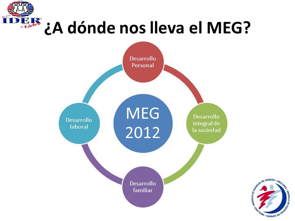 ¿A dónde nos lleva el MEG