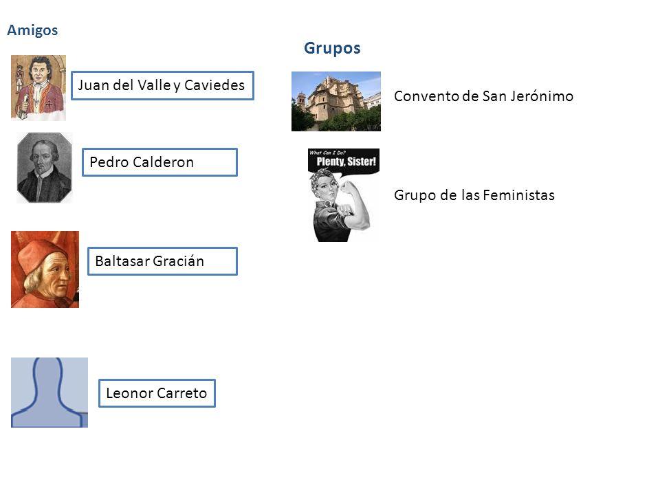 Grupos Amigos Juan del Valle y Caviedes Convento de San Jerónimo