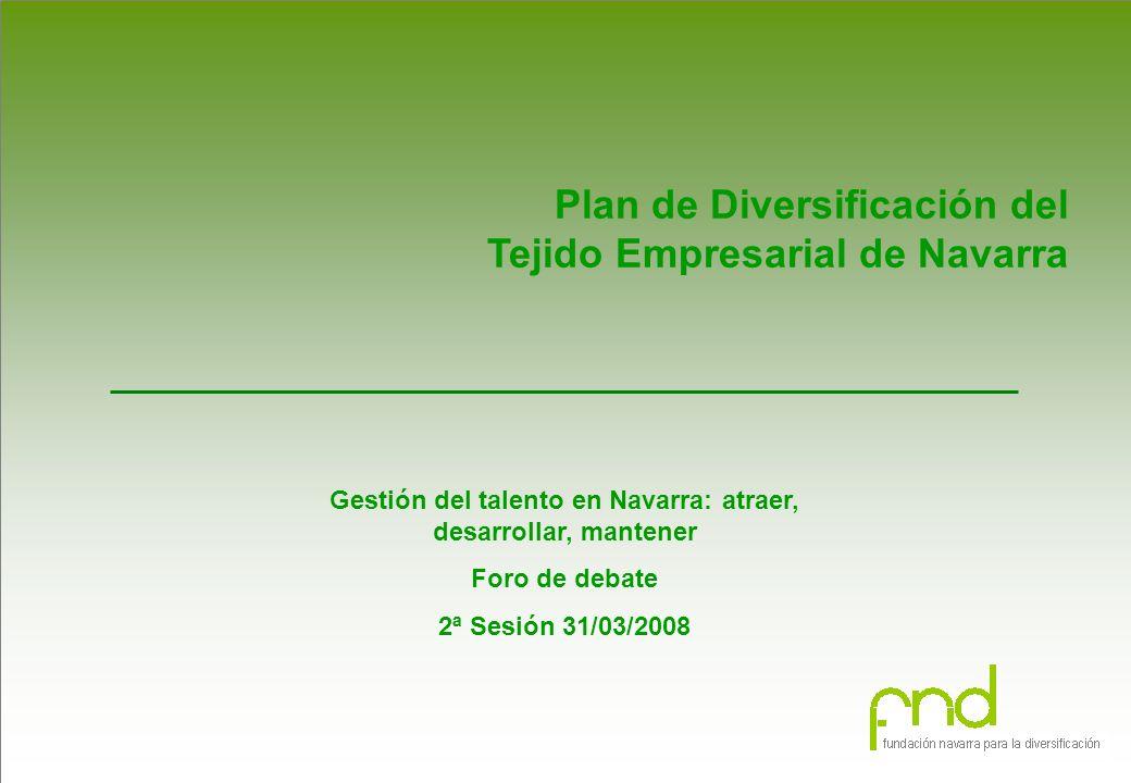 Gestión del talento en Navarra: atraer, desarrollar, mantener