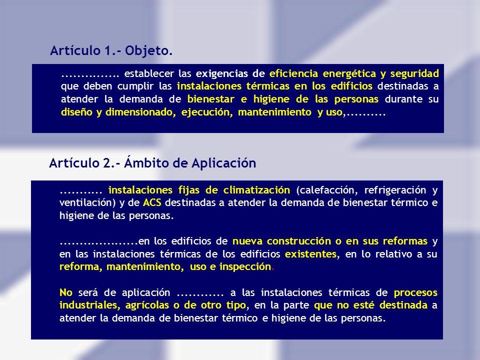 Artículo 2.- Ámbito de Aplicación