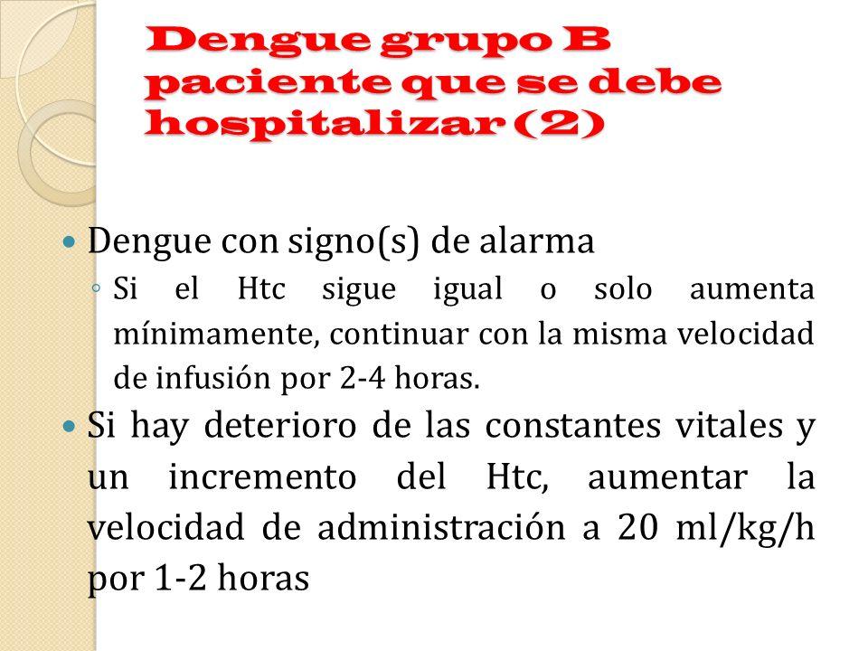 Dengue grupo B paciente que se debe hospitalizar (2)