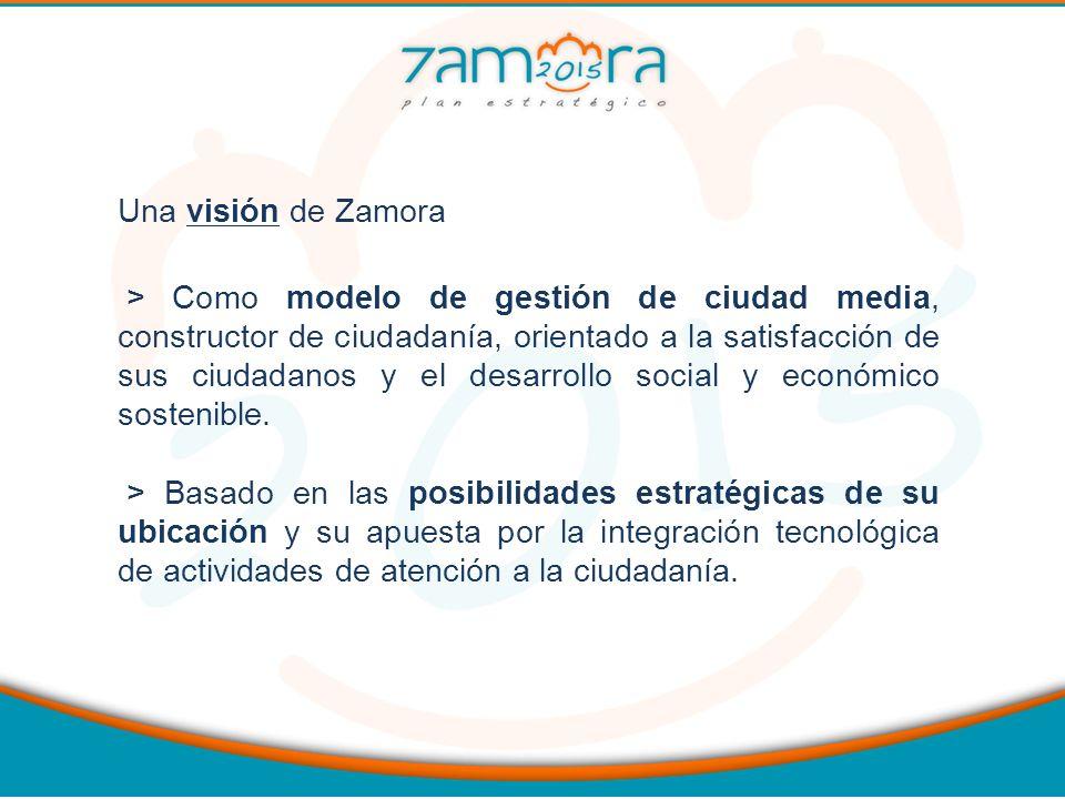 Una visión de Zamora