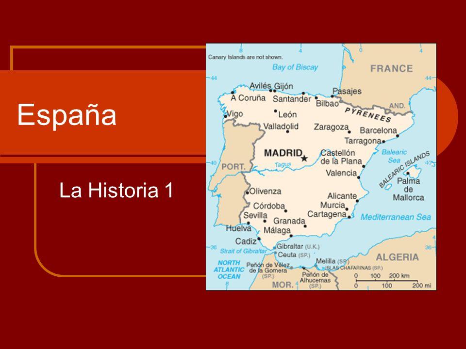 España La Historia 1
