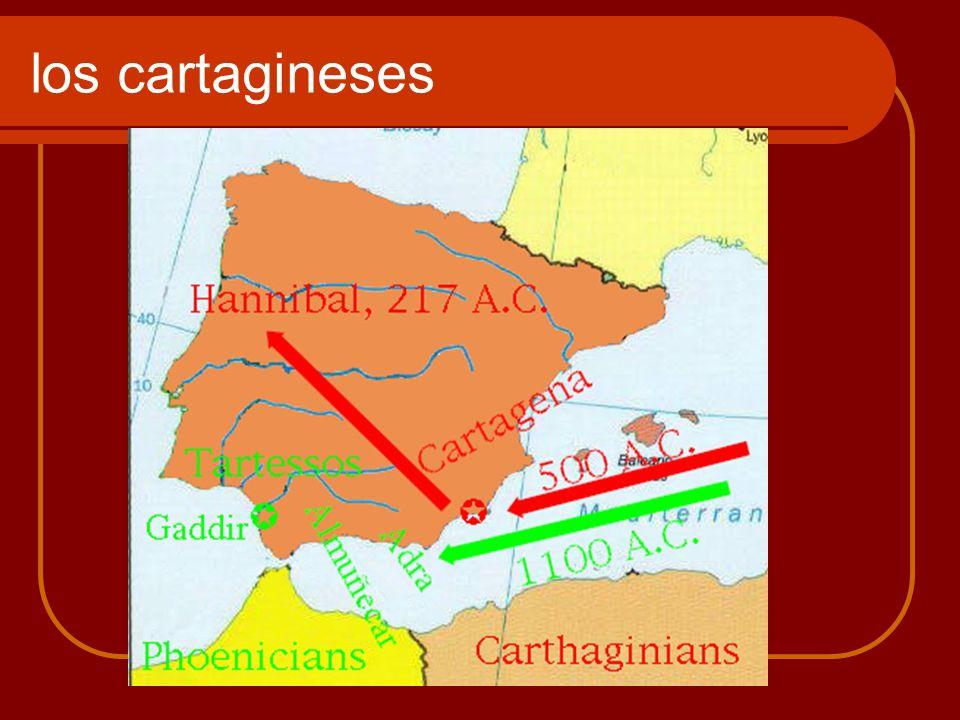 los cartagineses