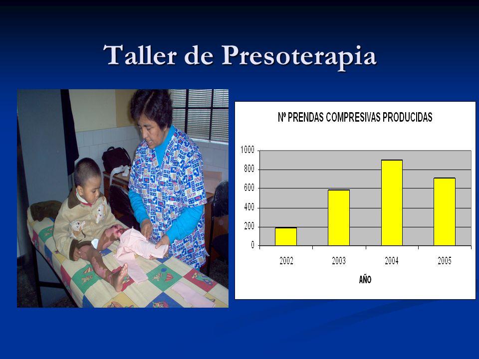 Taller de Presoterapia