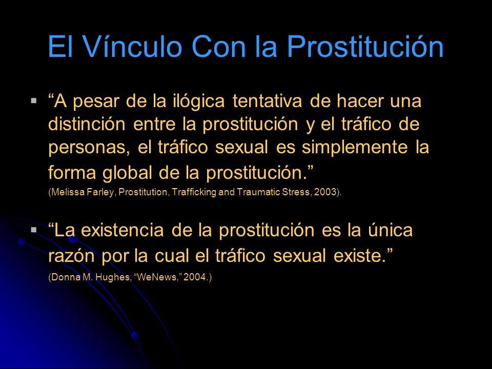 El Vínculo Con la Prostitución