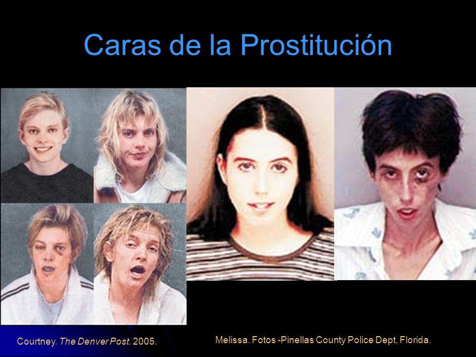 Caras de la Prostitución