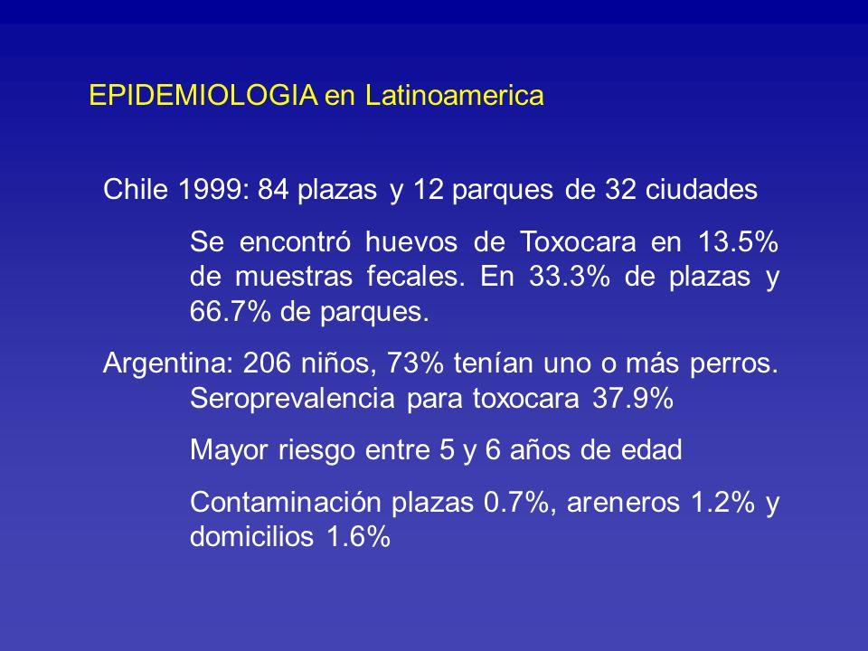 EPIDEMIOLOGIA en Latinoamerica
