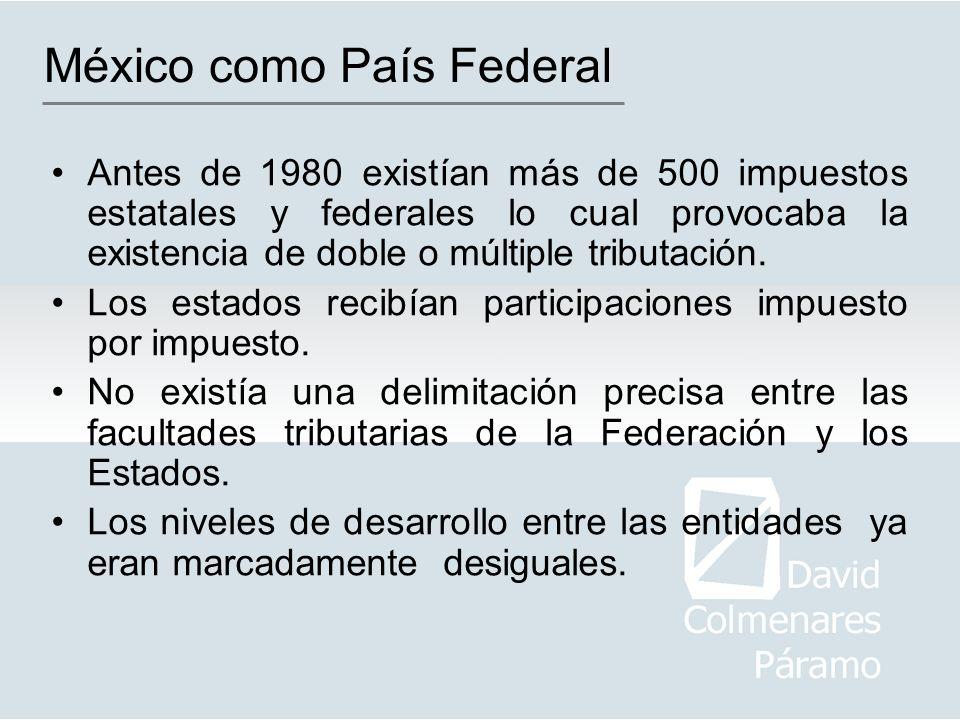 México como País Federal