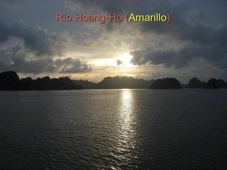 Río Hoang-Ho (Amarillo)