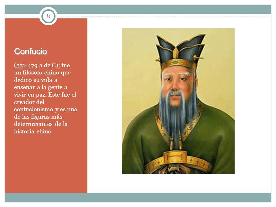 Confucio 8.