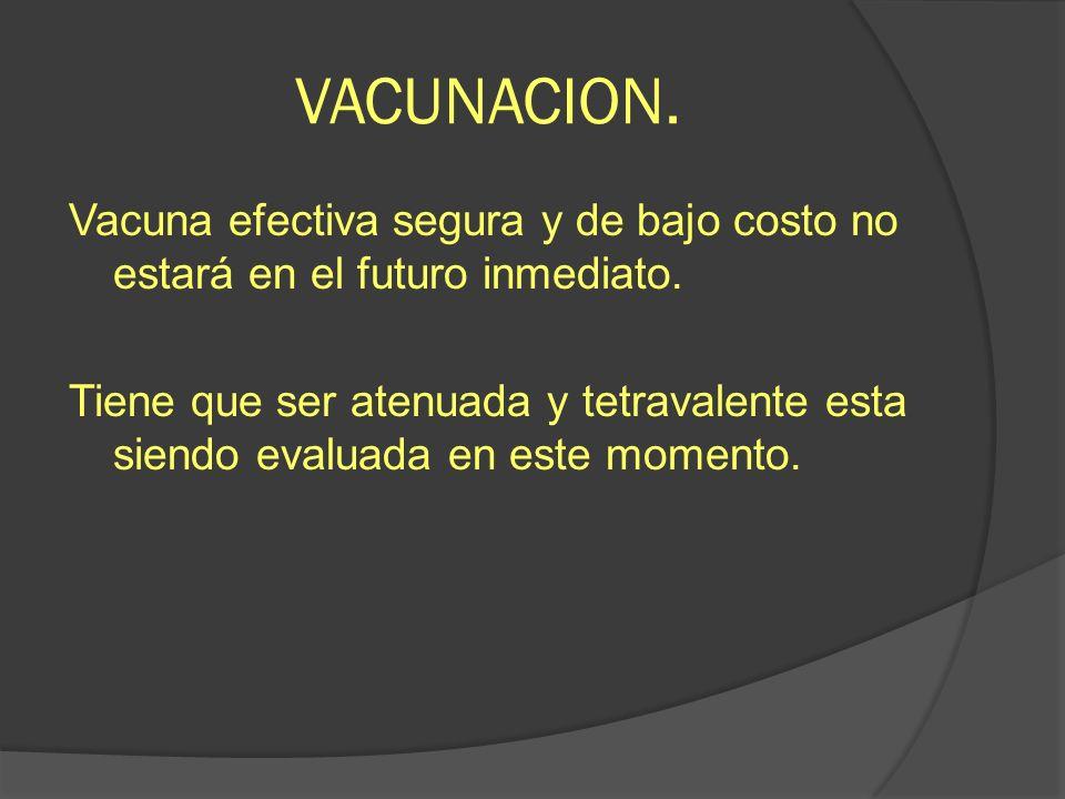 VACUNACION.