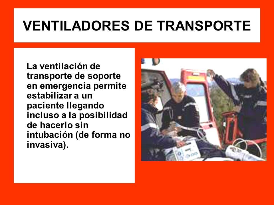 VENTILADORES DE TRANSPORTE